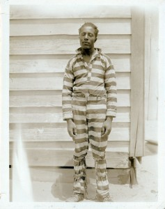 Original Vintage Snapshot of Prisoner (1920s) - From My Collection