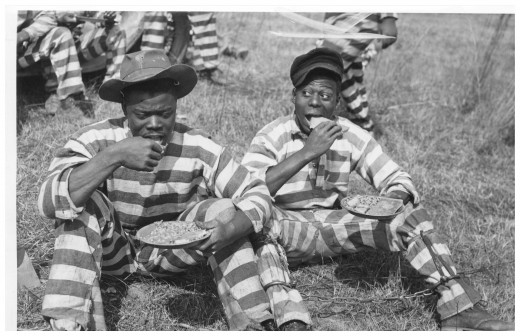 1937 Bibb County Chain Gang Photo - from my collection