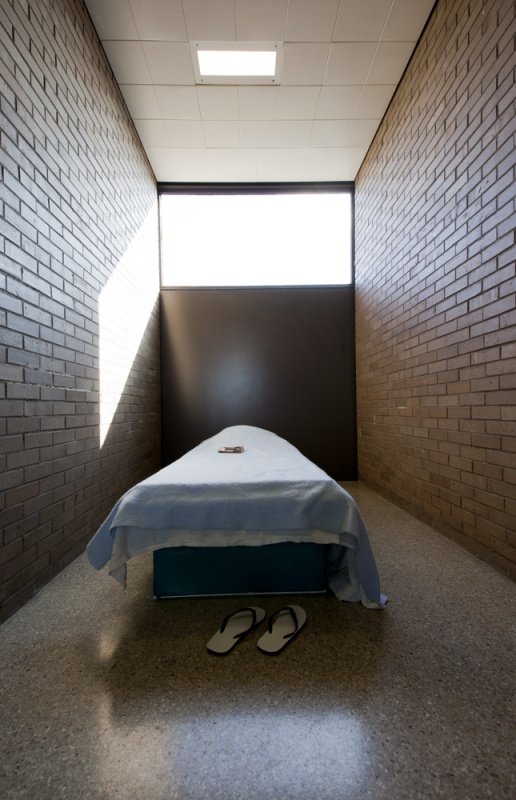 Cook County Juvenile Temporary Detention Center by Richard Ross (Juvenile-in-Justice)