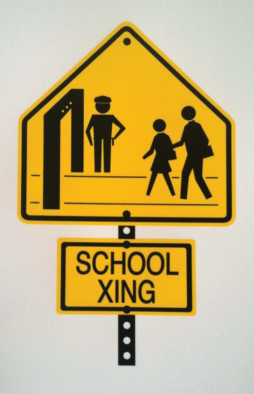 School Crossing by Sarah Atlas (2013)