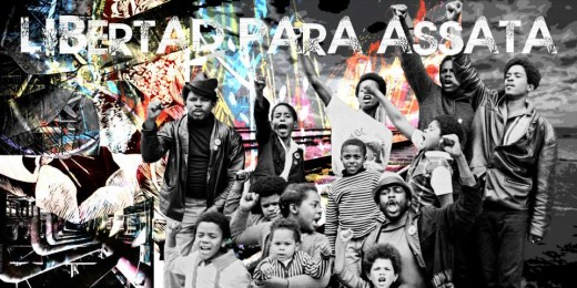by Alixa Garcia (Arise for Assata Project)