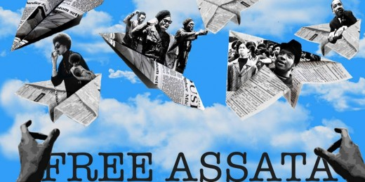 by Alixa Garcia - Arise for Assata Project