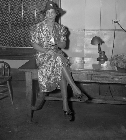 Stephanie St. Clair (18 Jan 1938)