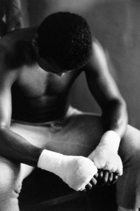 Muhammad Ali by Gordon Parks (1970)