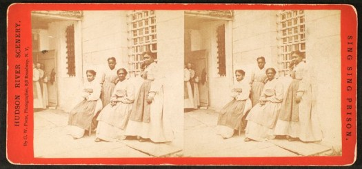 Female Convicts, Sing Sing Prison.- Pach, G. W. (Gustavus W.), 1845-1904 -- Photographer