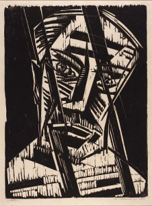The Prisoner by Werner Drewes, Smithsonian American Art Museum