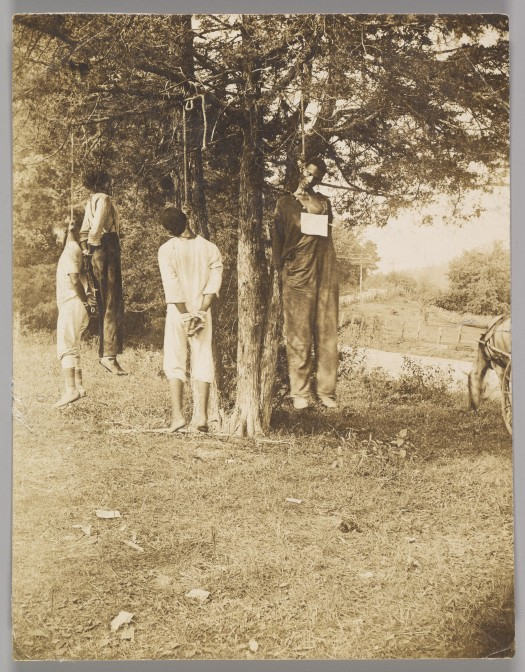 [Lynching, Russellville, Kentucky] by Minor B. Wade (1908)