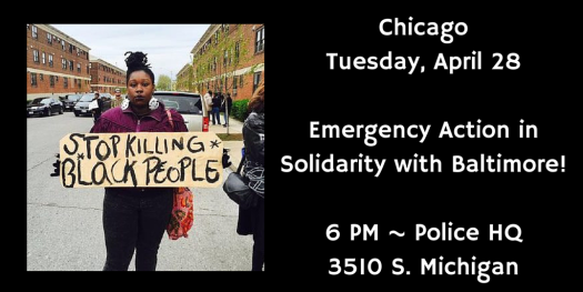 ChicagoTuesday, April 286 PM - Police
